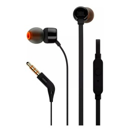 AURICULARES STEREO 3,5MM CON MICROFONO JBL T110
