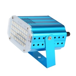 LUZ FLASH TIPO DISCOTECA 48 LED RGB