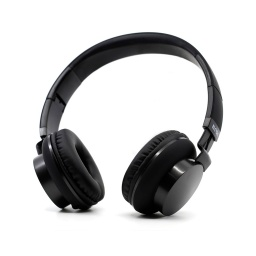 AURICULARES STEREO 3.5MM VINCHA BLOGY COLOR NEGRO