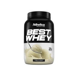 SUPLEMENTO ATLHETICA NUTRITION BEST WHEY 900GR BROWNIE CHOCOLATE